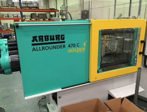 Another Arburg 150 Tonne Machine purchased