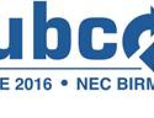 Come join us @ Subcon again 7th to 9th June 2016 Stand D60