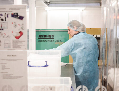 Our Cleanroom – Dudley Associates Invests In Its Dedication To Providing Quality Products.